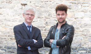Drunk-Dr-Stewart-and-Eoghan-McDermott